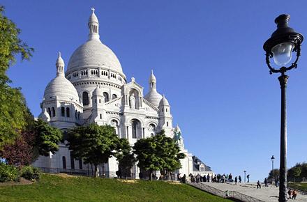 Parigi, dagli Champs alla Défense
