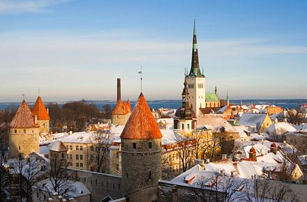 Tallin e la tradizione estone