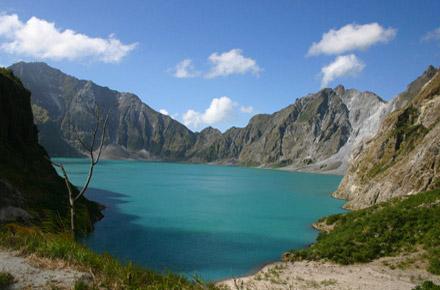 Un cratere in Colombia o alle Filippine