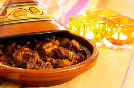 Marokko - Gerichte aus 1001 Nacht