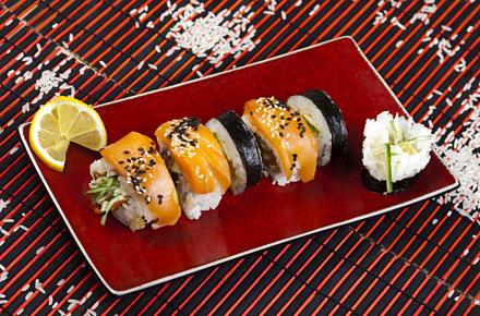 Japan mit Tokio - Welthauptstadt der Gastronomie
