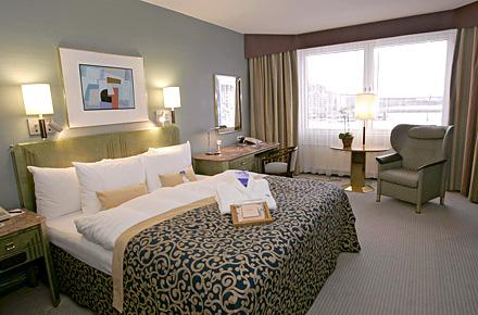 Hilton Helsinki Strand : Des hôtels de luxe à prix mini