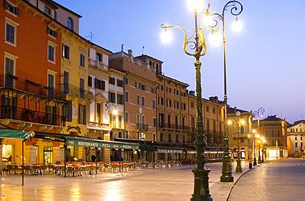 Verona - Wo sich Romeo und Julia verliebten