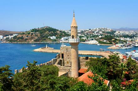 Turquie : Bodrum et Antalya