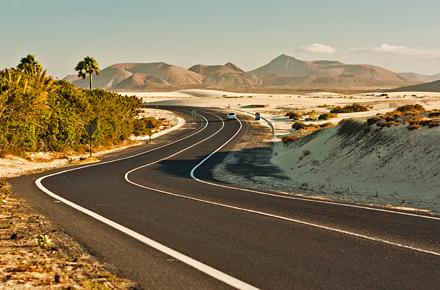 Die goldenen Sandstrände Fuerteventuras