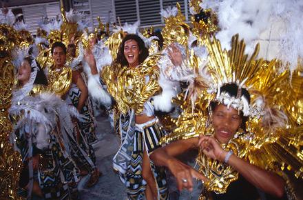 Sambafieber in Rio