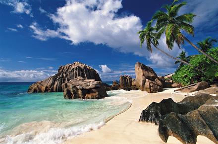A Seychelles fairytale
