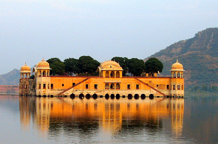 Razzle dazzle of Rajasthan