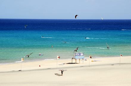 Fuerteventura : l'île dans le vent
