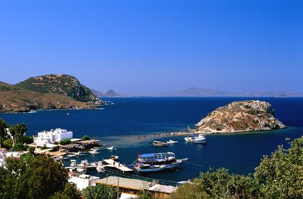 Croisière sur la côte Egéenne turque