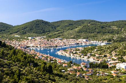 Croatie : la côte dalmate à la cote