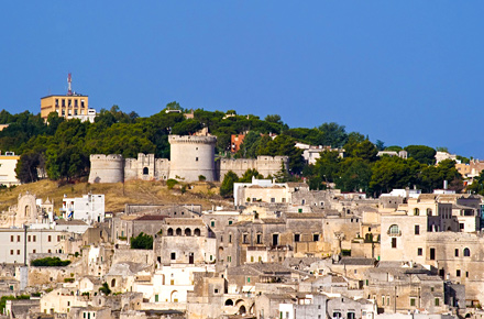 Basilicata: tra Matera e la costa