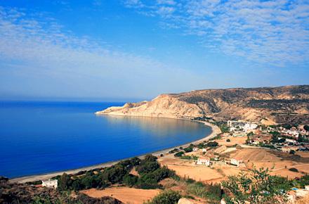 Cipro, tra storia e tintarella