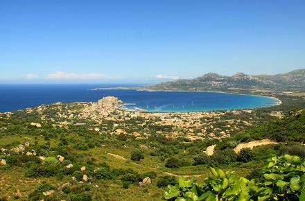 Corsica, tra mare e montagna