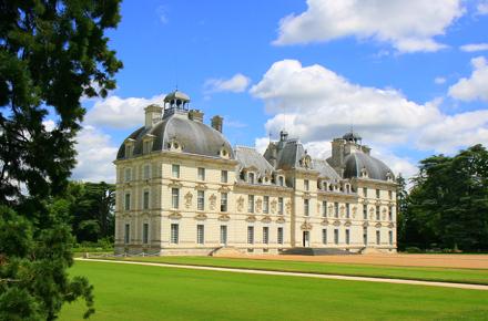 Le ch teau de cheverny je dirais m me plus le ch teau de moulinsart franc - Le chateau de moulinsart ...