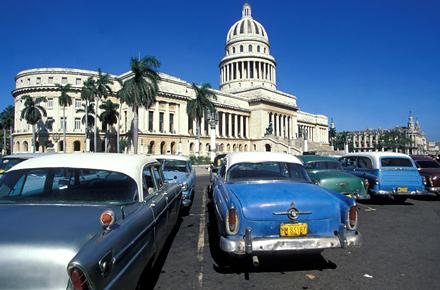 Dirottati su Cuba
