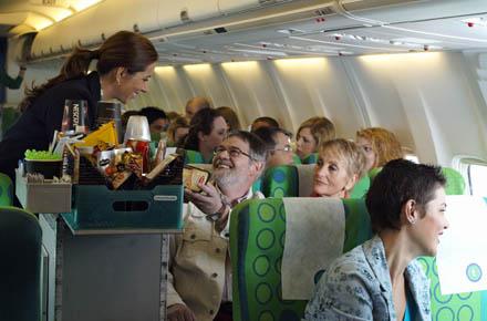 Transavia: un viaggio, uno show