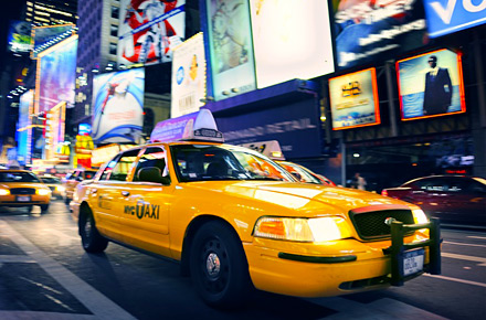 Se il tassista non è scrupoloso...