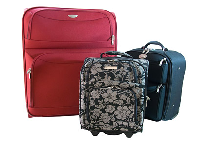 Quando la valigia non si trova