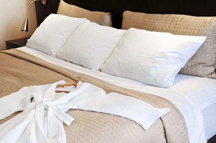 Keep your sheets and towels for more than a day!