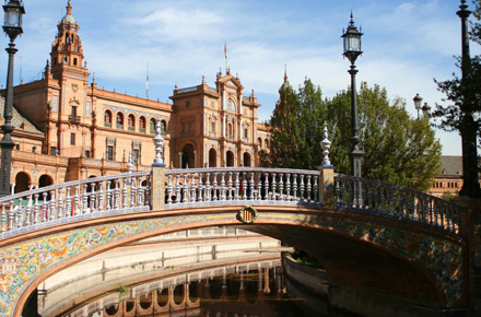 A concentration of Andalusian charm