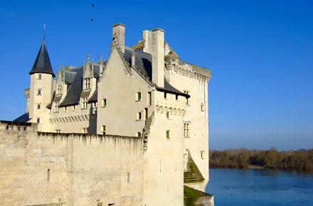 Montsoreau, gioiello della Loira