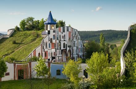 Perfect Harmony at Rogner Bad Blumau spa, Austria