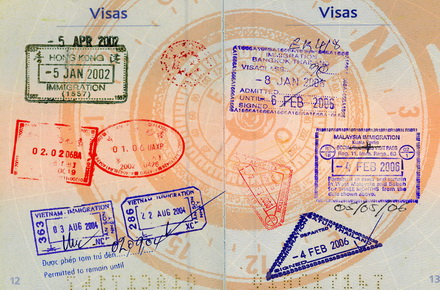 Stay on top of your travel documents