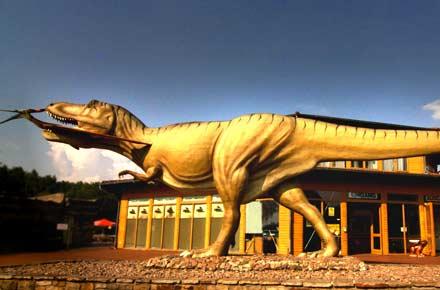 Dinopark, Niedersachsen