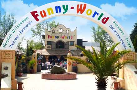 Funnyworld, Baden Württemberg