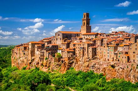 village de toscane