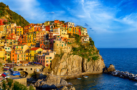 ligurie manarola les dix plus beaux villages d 39 italie. Black Bedroom Furniture Sets. Home Design Ideas