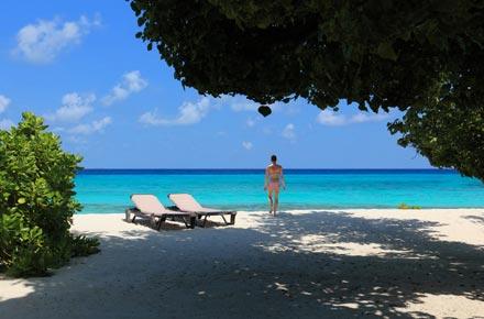 Vilamendhoo, Maldives