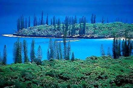 Pine Island, New Caledonia