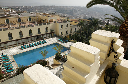 Sofitel Palais Jamai en Fez: el Palacio de las Mil y Una Noches