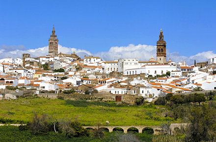 I villaggi d'Estremadura