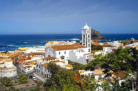I villaggi di Tenerife