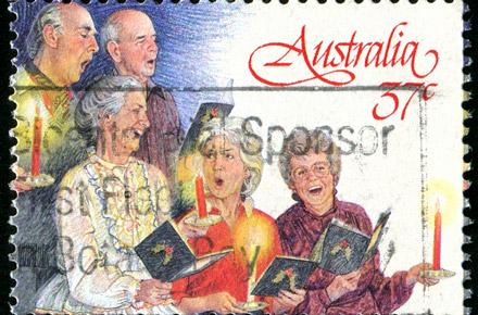 Sydney - australische Gemütlichkeit an Weihnachten