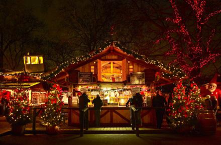 London - Merry Christmas
