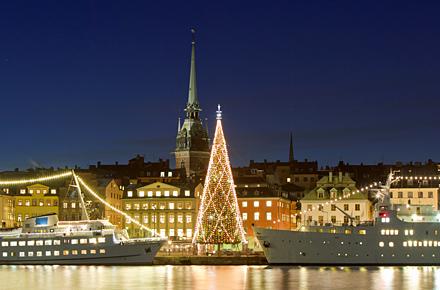 Stockholm - Im Land der Weihnachtsbäume