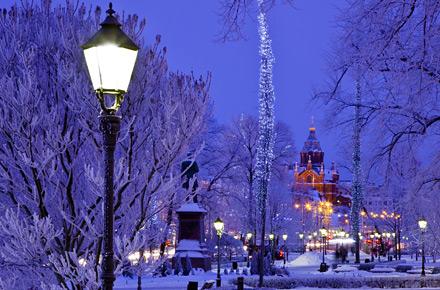 Finlandia: mercati di Natale fra elfi e renne