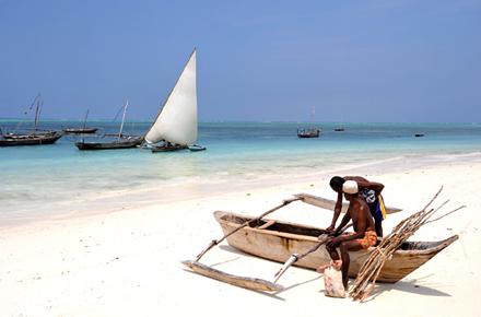 Zanzibar a Natale