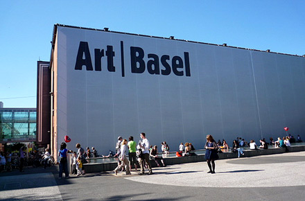 June: Basel Art Fair, Switzerland