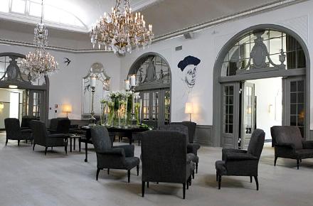 A Moorish palace fantasy in Copenhagen