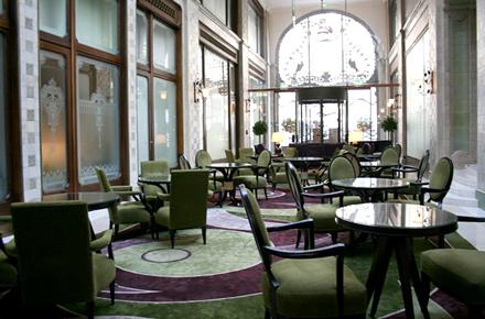 Budapest landmark hotel
