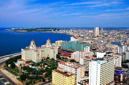 Christi Himmelfahrt in Havana
