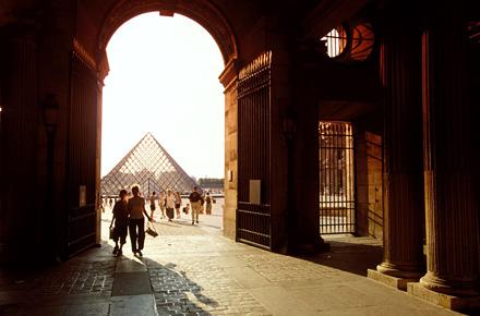 Paris entdecken über Pfingsten