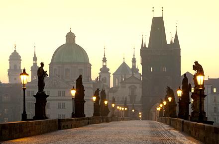Den Reformationstag in Prag genießen