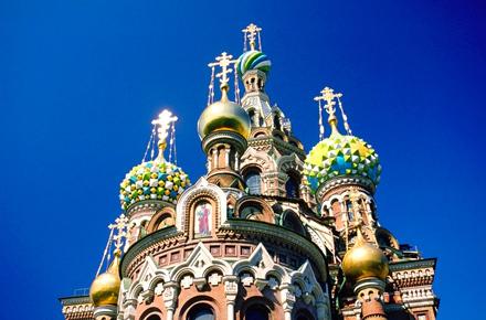 Allerheiligen in St. Petersburg