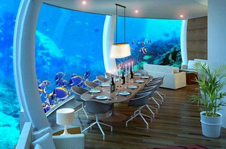 Under the sea in Fiji: Poseidon